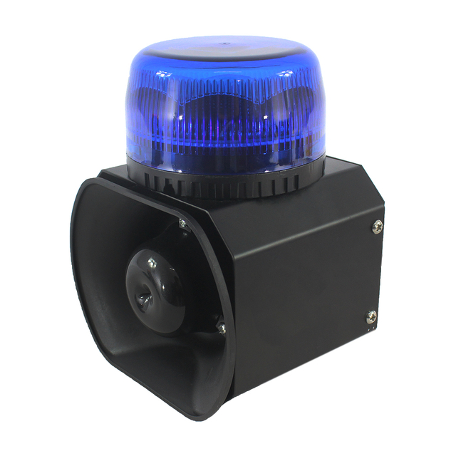Novedades Beacon Light con altavoz